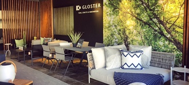 Gloster Wall Patios Plus