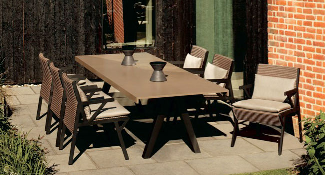 Kettal outdoor furniture
