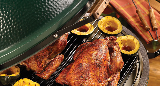 Big Green Egg Patio Accessory