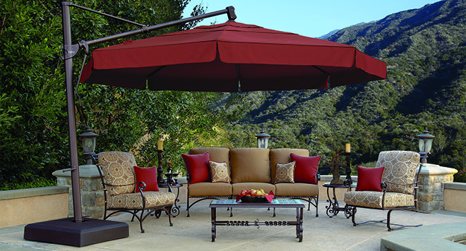 Treasure Garden Outdoor Furniture