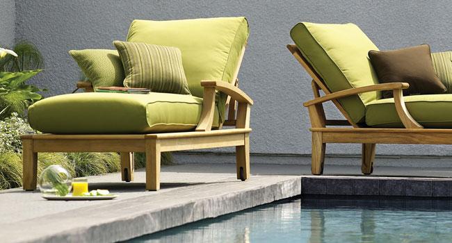 Deep seating patio furniture & furniture accessories