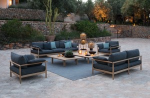 Dedon patio set