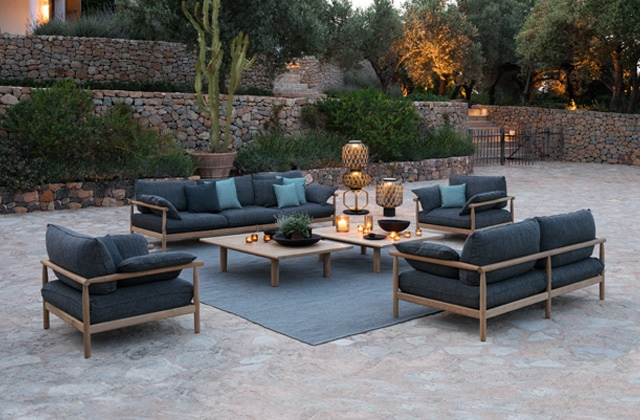 Dedon Patios Plus Furniture
